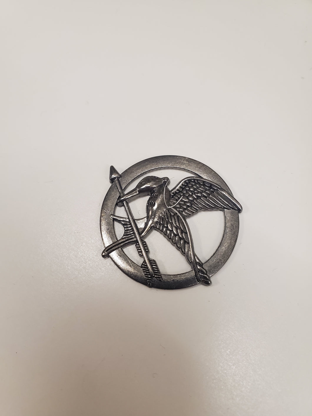 MOCKINGJAY PENDANT