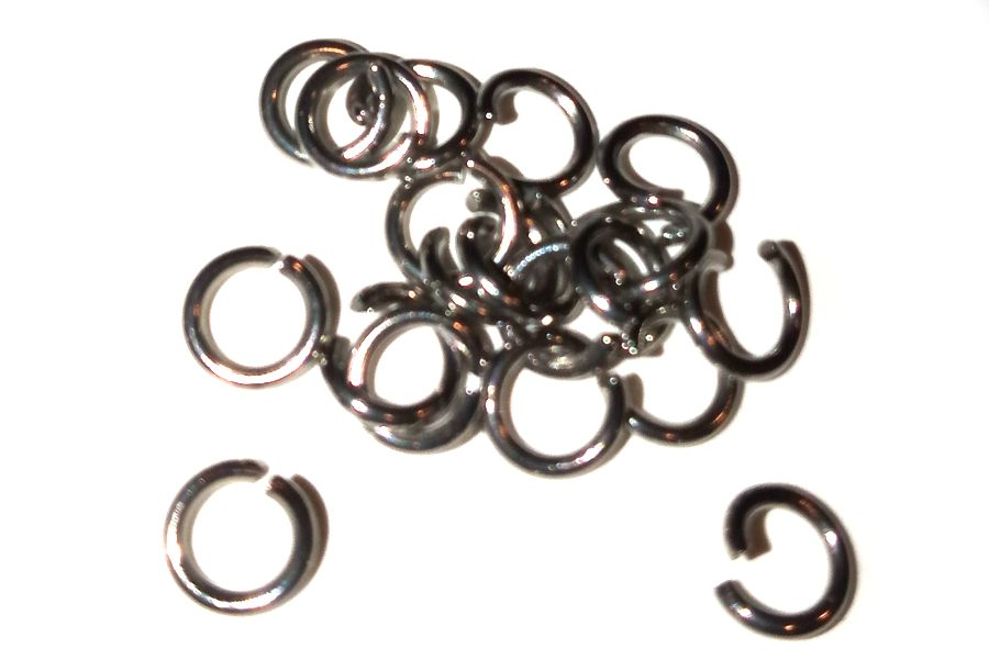 304 Stainless Steel Jump Rings