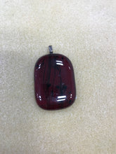Load image into Gallery viewer, DICHROIC GLASS PENDANT