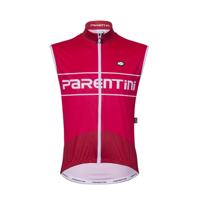 Parentini P.Race Windtex Gilet - Brakeaway
