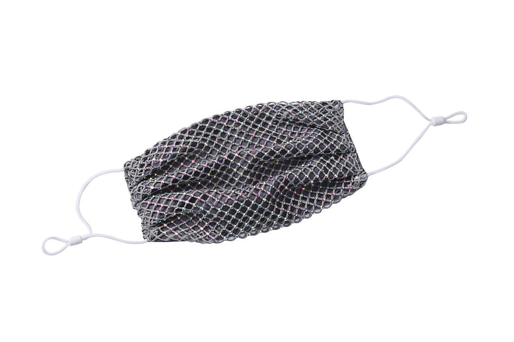 Load image into Gallery viewer, Reusable Cubic Stone Fish-net Light Fashion Face Mask 3 pcs - everydayspecial.com
