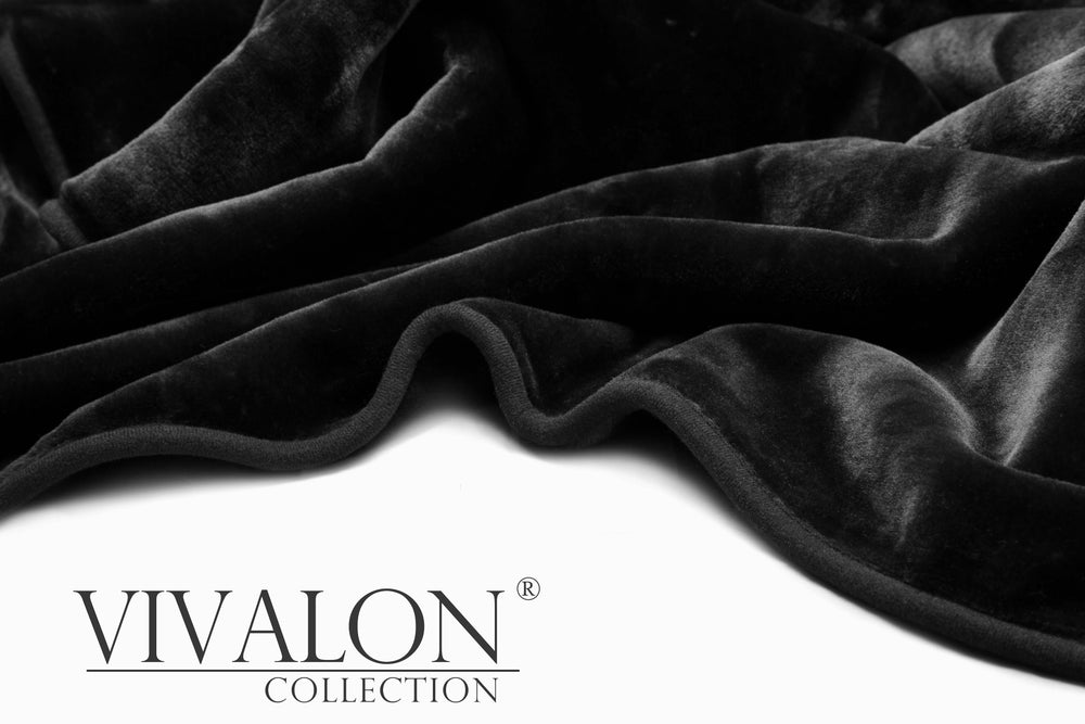 VIVALON Solid Color Ultra Silky Korean Mink Reversible Blanket (QUEEN / KING) - EverydaySpecial