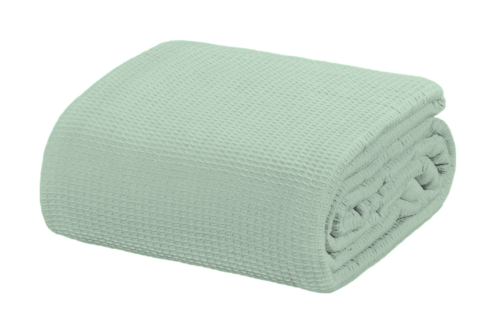 Crover Thermal Waffle 100% Cotton Wave Blanket (TWIN / QUEEN / KING) - EverydaySpecial