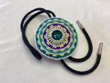 Load image into Gallery viewer, Beaded Bolo