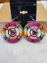 Load image into Gallery viewer, Quilled Earrings