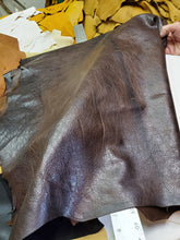 Load image into Gallery viewer, Dark Brown #1 Goat Skins
