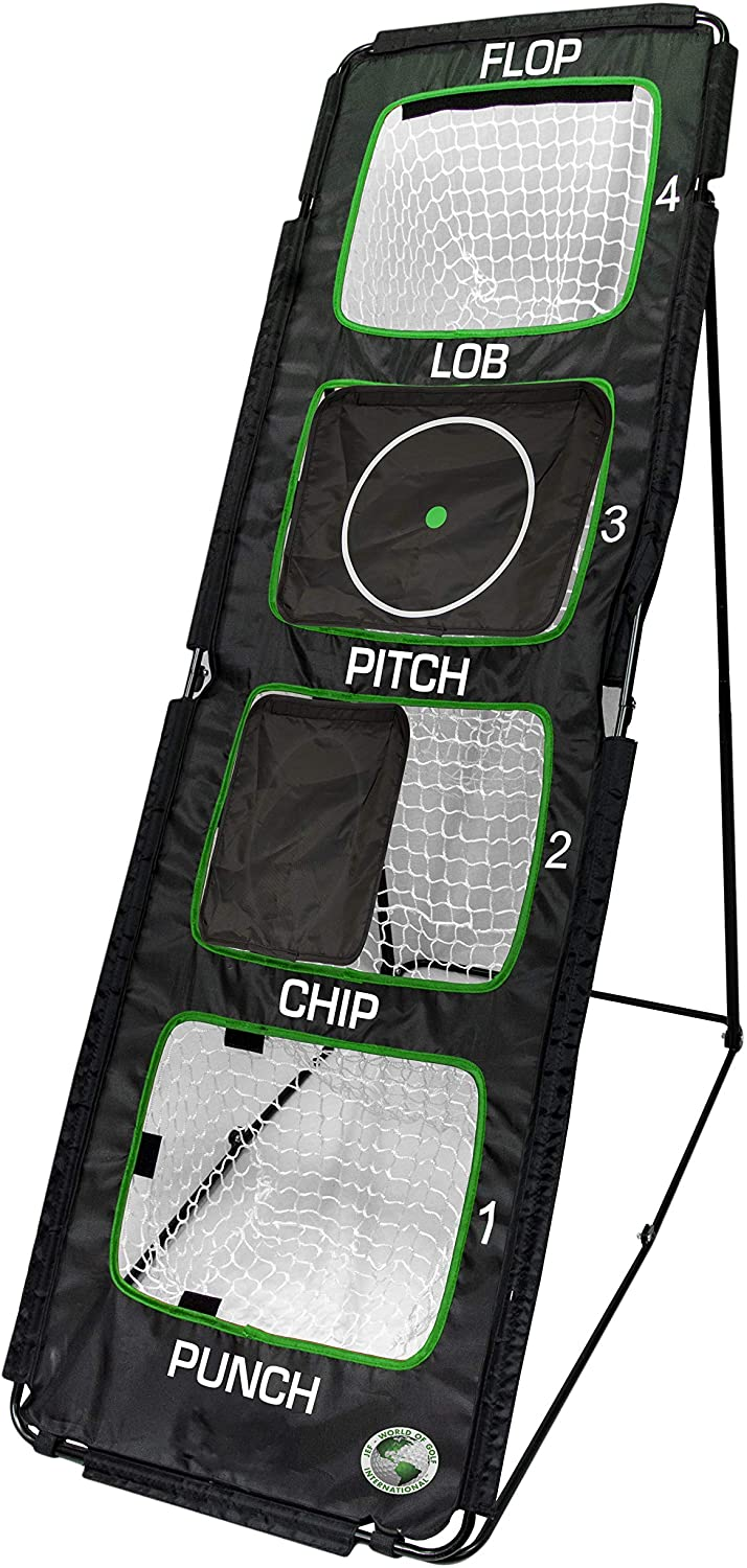 Indoor/Outdoor Practice Chipping Net