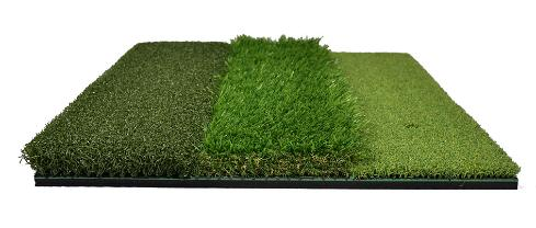 GolfPal Tri-Turf High Impact Hitting Mat
