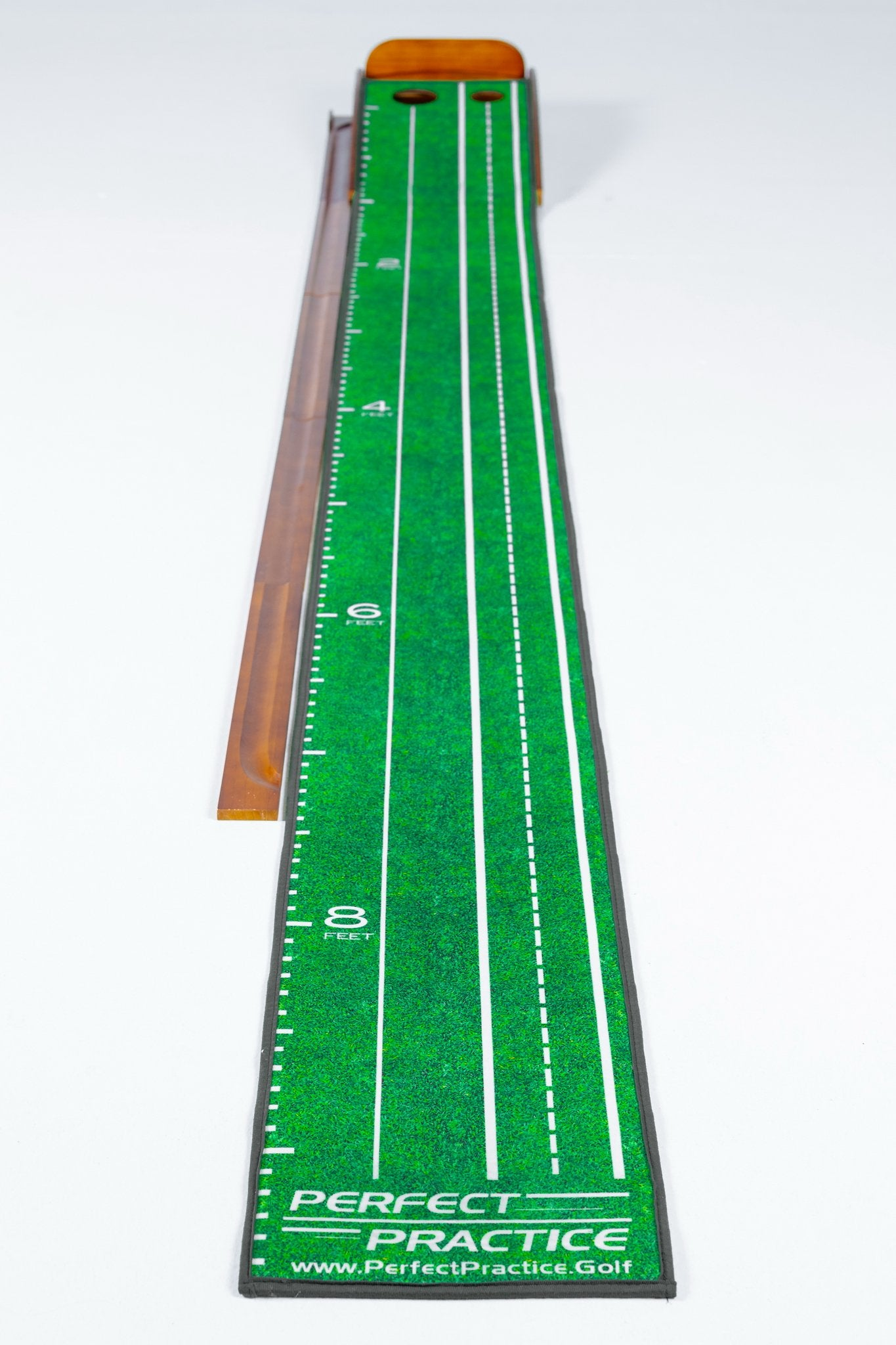 Perfect Practice Perfect Putting Mat™ - Standard Edition (Lefty Version)