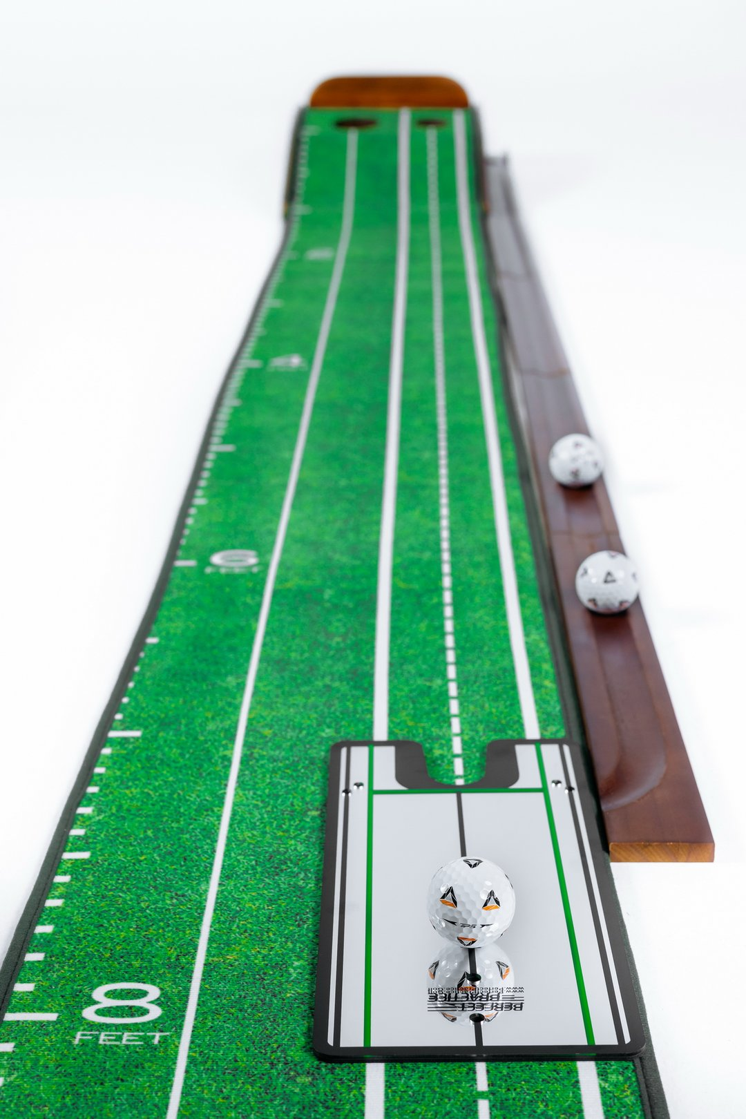 Perfect Practice Perfect Putting Mat & Mirror Discount Bundle