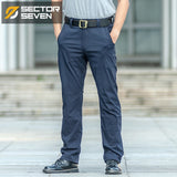 Sector Seven Tactical pants Waterproof silm mens trousers IX6 casual pants men Army military tactical pants male comfortable