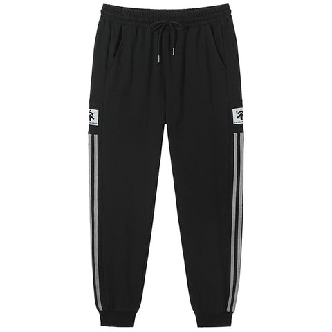Pioneer Camp 2020 Classic Joggers Men 100% Cotton Comfortable Black Autumn Winter Men's Sweatpants AZZ0202175