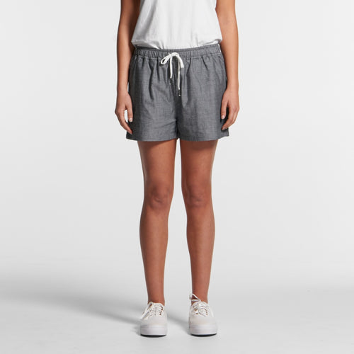 AS COLOUR WOMENS MADISION SHORTS