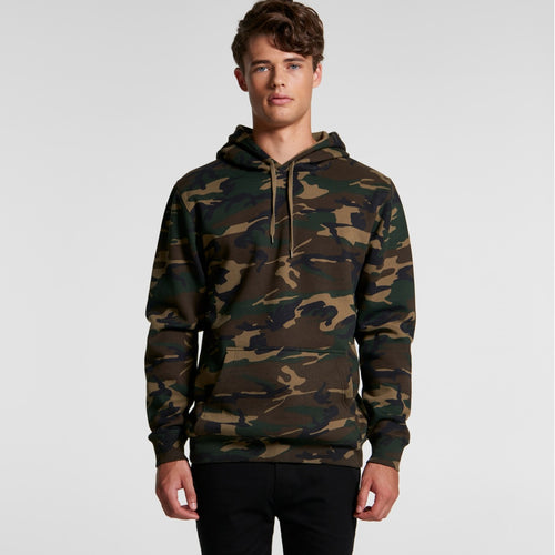 AS COLOUR STENCIL CAMO HOODIE