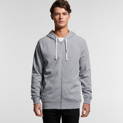 AS COLOUR PREMIUM ZIP HOODIE