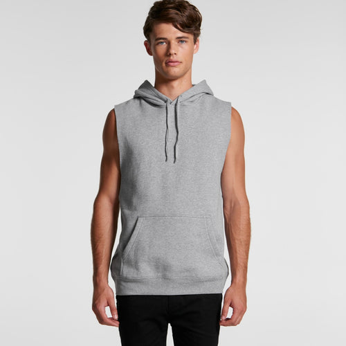AS COLOUR STENCIL VEST HOODIE