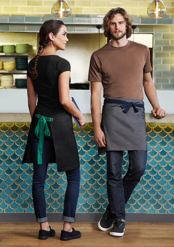 URBAN 1/2 WAIST APRON - BIZ COLLECTION