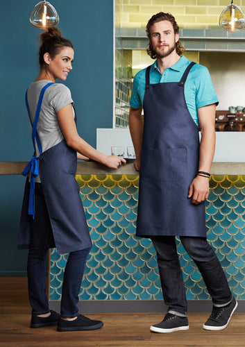 URBAN BIB APRON - BIZ COLLECTION