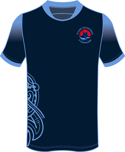 WHANGAREI INTERMEDIATE SCHOOL SUBLIMATED T-SHIRT