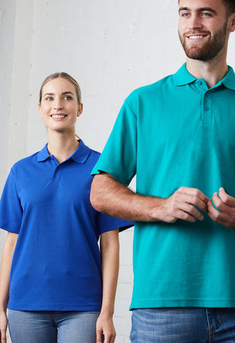 ESSENTIAL UNISEX POLO
