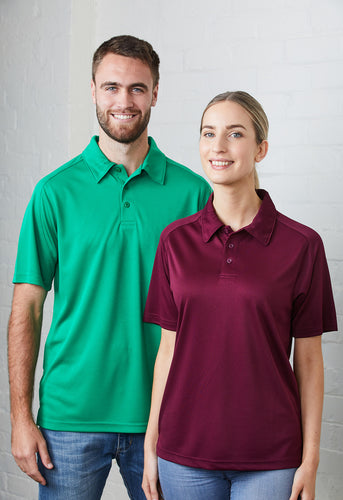 UNISEX OXFORD POLO