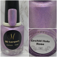 Load image into Gallery viewer, Orchid Holo Rose
