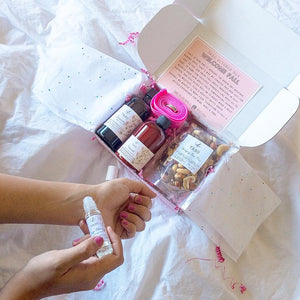 Tasu Self-Care Wellness Box