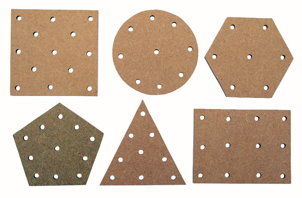 Lacing Board - Set 2