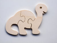 Wooden Dinosaurs Animals