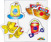 Toddler Peg Board Set 1 - JJ450