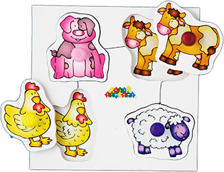 Toddler Peg Board Set 2 - JJ451