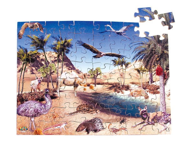 Desert 24 or 80 pieces - JJ674