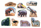 Animals & Continents Africa - JJ770