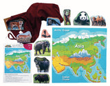 Animals & Continents Asia - JJ773