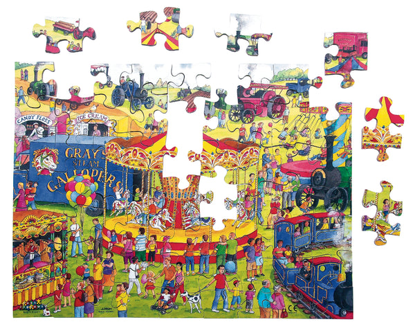 Steam Rally - 63 piece - JJ822