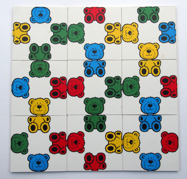 Teddy Tiles - JJ782