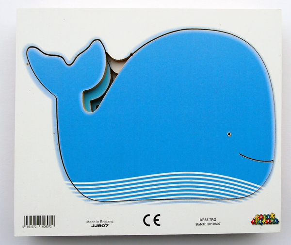 Whale - 4 Layered Tray - JJ807