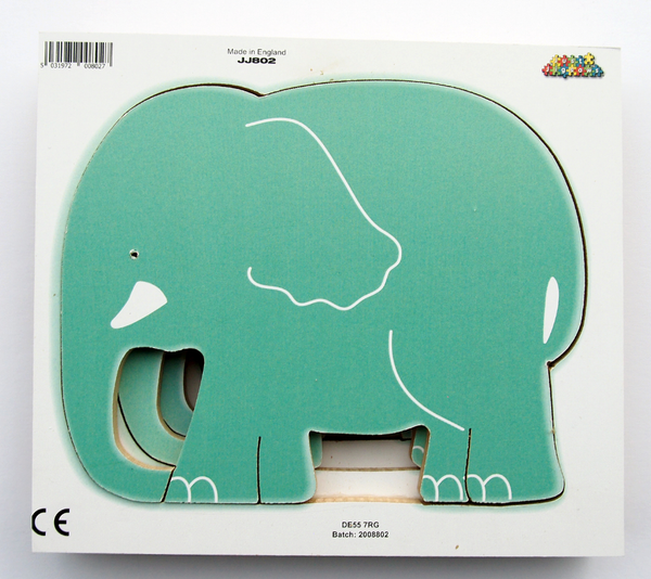 Elephant - 4 Layered Tray - JJ802