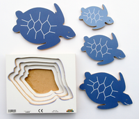 Turtle - 4 Layered Tray - JJ806