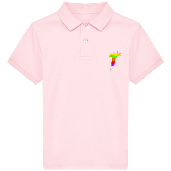 Polo Enfant BIO - TennisArt®