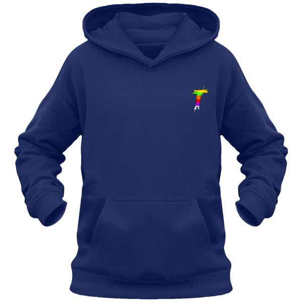 Sweat à Capuche Enfant - Royal Blue / 12/14 ans - Enfant &