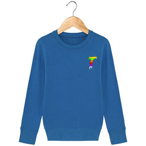 "Sweat Enfant ""CHANGER"" BIO - TennisArt®"