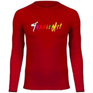 T-Shirt Sport Double Peau - TennisArt