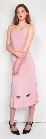 PAULA Dress - dusty rose-