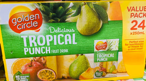 Golden Circle Fruit Drink