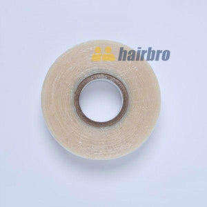 "Super Stick White Double Side Hold 3/4""X12 Yard Tape Roll For Hair Systems And Lace Wigs"