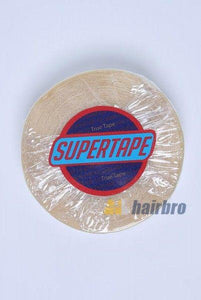 "Supertape 3/4"" X 12yd Roll Hair Replacement System Lace Wig Tape"