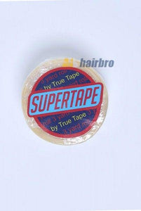"Supertape 3/4"" X 3yd Roll Hair Replacement System Lace Wig Tape"