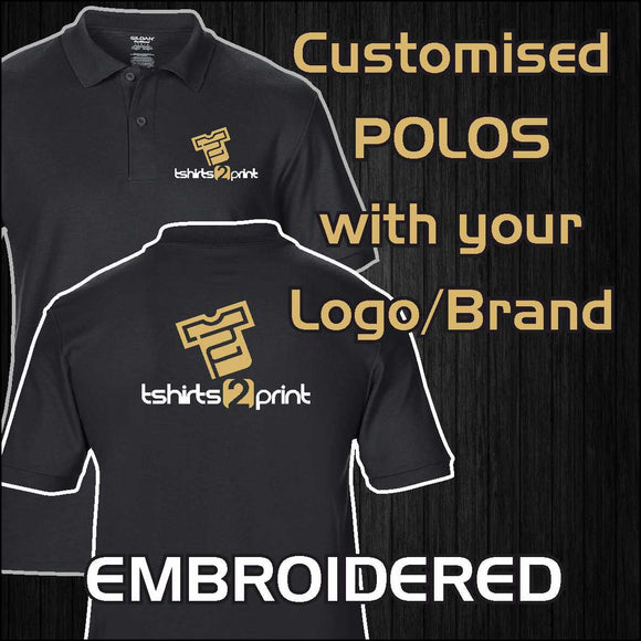 POLOS (Embroidered)