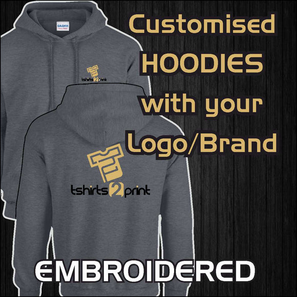Hoodies (Embroidered)